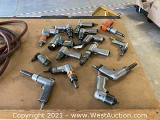 (16) Pneumatic Impact Wrenches