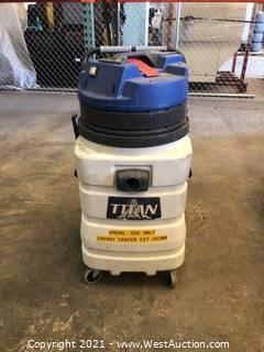 Titan Wet Vacuum