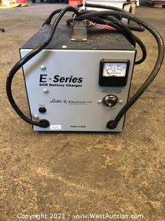 Lester Electronic SCR Battery Charger