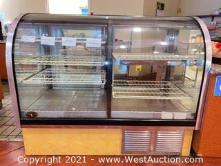 MARC SPL-59 Refrigerated Combination Bakery Display Case