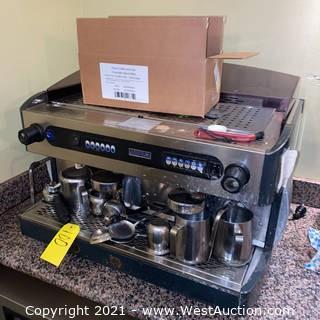 ProMac GreenMe 2GP Espresso Machine