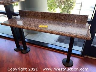 Granite Countertop/Bar