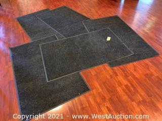 (5) Floor Mats