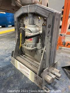 Custom 20-Ton Hydraulic Brake