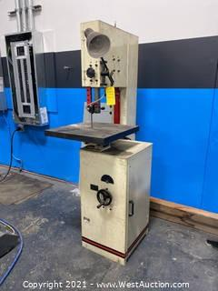 Jet VBS-1408 Vertical Band Saw