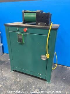 Olsen SA-20 Pneumatic Tube Flaring Machine