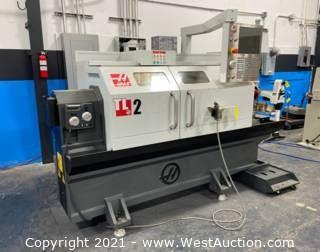 2017 Haas TL-2 CNC Lathe