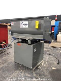 C&M Topline Mr Deburr DB300 Deburring Machine