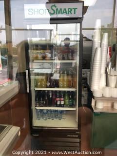 Self Serve Beverage Refrigerator