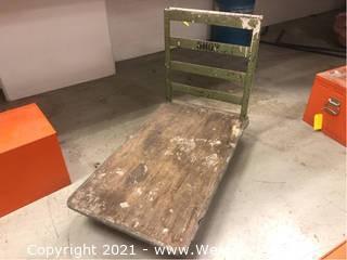 Shop Materials Cart