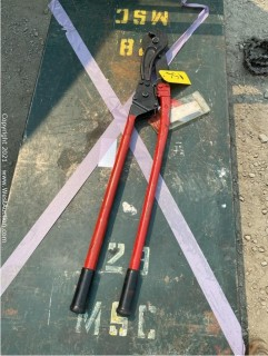 "HKPorter 3/4"" Diameter Wire Rope Cutter"