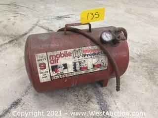 Midwest 9-Gallon Air Tank