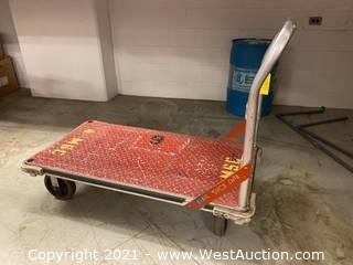 Heavy Duty Materials Cart