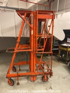 Economy Hi-Reach Telescoper Lift
