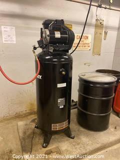 Husky C602H 60 Gallon Electric Air Compressor