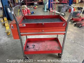 Rolling Cart Tool Box