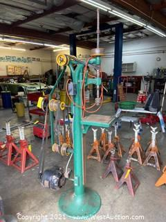 Hamilton Drill Press