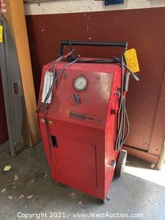 Ford Rotunda Smoke Machine