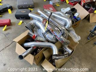 Assorted Intercooler Aluminum Tubing