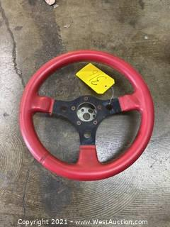 Grant Quick Disconnect Steering Wheel