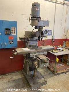 Golk Milling Machine