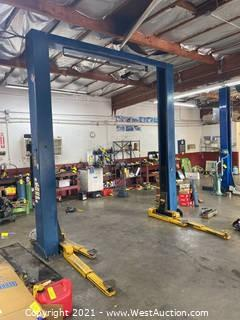 Challenger 8000 Lb Vehicle Lift