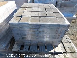 (3) Pallets of Century Stone Mojave Blend Rec Pavers