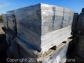 (3) Pallets of Century Stone Tahoe Blend Rec Pavers