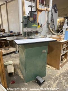 Ritter Manufacturing P-13F Spindle Drilling Machine