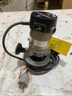 Porter Cable 1001 Router Base & 6902 Heavy Duty Motor