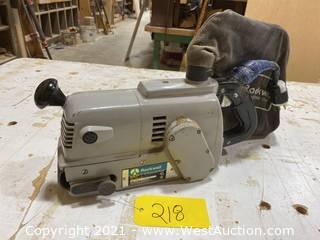 """Rockwell 503 3"""" X 24"""" Dustless Belt Sander"""