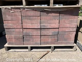 (7) Pallets of Century Stone Napa Blend Pavers