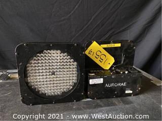 (2) Aurorae LP-10 LED Lights