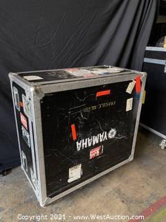 Yamaha Rolling Console Road Case