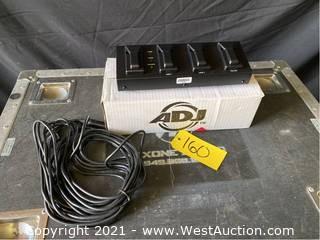 New ADJ DTPS-FC Foot Control