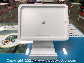 Square Stand And Credit Card Processor