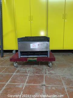 Imperial Counter Top Charbroiler