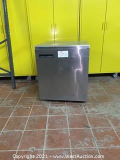 Delfield 407 Under Counter Freezer Single Section