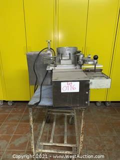 Patty-O-Matic Forming Machine