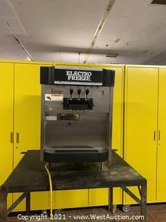 Electro Freeze CS10-237 Soft Serve Machine