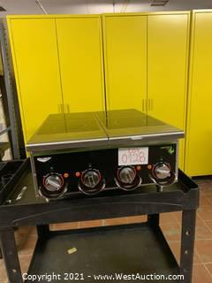 Vollrath 924HIMC Countertop Commercial Induction Cook Top