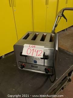 Waring WCT800W 4-Slots Toaster