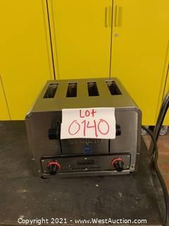 Waring WCT805 4-Slot Toaster
