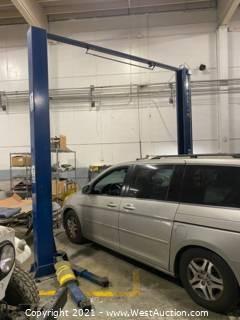 Bend Pak XL-9ACX 9,000lb Car Lift