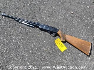 Crosman 766 .177cal/BB Repeater Pneumatic Air Rifle