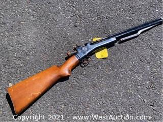 Crosman Pump Action Pellet Air Rifle