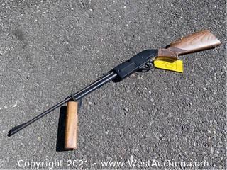 Crosman PowerMaster 760 BB Repeater/.177 Pellet Pneumatic Air Rifle