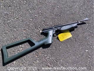 Crosman Backpacker 1389 .177 Pellet Rifle
