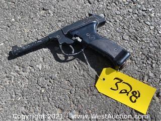 Healthways Plainsman .177cal Semi-automatic BB Air Pistol