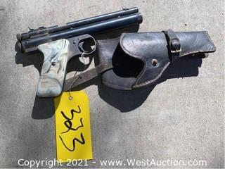 Benjamin Franklin 22 Rocket CO2 Pistol